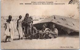 SOUDAN - Campement Maure Dans Une Région De Sable - Soedan