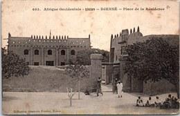 SOUDAN - DJENNE - Place De La Résidence. - Soedan