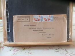 A13/351 LETTER KENYA  VENTE RAPIDE A 1 EURO - Kenia (1963-...)