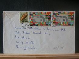 A13/358   LETTER  KENYA  VENTE RAPIDE A 1 EURO - Kenia (1963-...)