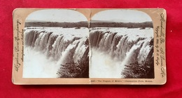 CHUTES NIAGARA - Stereoscopic