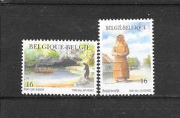 België  1996 Y&T 2640/41 (**) - Belgium