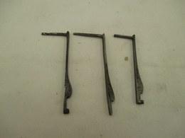 3 Ressorts De  Crosse - Armas De Colección