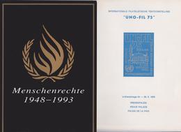 NATIONS UNIES ONU UNITED NATIONS Lot De 298 Enveloppes Et Cartes Premier Jour FDC Cover Issue Maximum Card Flag Series - Postzegels