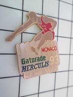 311a Pin's Pins / Beau Et Rare / THEME : SPORTS / MONACO ATHLETISME GATORADE HERCULIS 93 IAAF MOBIL - Athlétisme