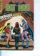 Bat Man Poche Special Vacances N ° 38  ( Pas De Poster ) - Batman