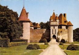 CHATEAUX EN BOURBONNAIS Chateau De Thoury 12(scan Recto-verso) MA1643 - Frankreich
