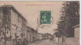 HAUTE MARNE - ALLICHAMPS  - Rue De La Gare - Autres Communes