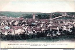 SUISSE - SCHAFFHOUSE - SCHAFFHOUSE - Vue Générale - SH Schaffhouse