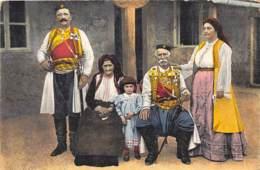 MONTENEGRO - COSTUMES NATIONAUX - Montenegro
