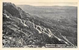 MONTENEGRO - SERPENTINEN ZUM LOVCEN - Montenegro