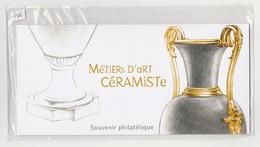 """FRANCE - Bloc Souvenir N° 146 - Neuf Sous Blister - """" Métiers D'art - Céramiste """" - - Blocs Souvenir"""