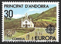 ANDORRE Espagnol  1981 - YT 132 - Fête De La Vierge   - NEUF** - Andorra Spagnola