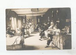 AGEN (47) ? CARTE PHOTO HOPITAL TEMPORAIRE GUERRE 1914 1918 (PHOTO BALISTAI AGEN) - Agen