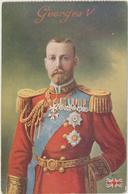 FAMILLES ROYALE GEORGE V 03/06/1865 AU 20/01/1936 ROI DU ROYAUME UNI DU 06/05/1910 JUSQU'À SA MORT - Koninklijke Families