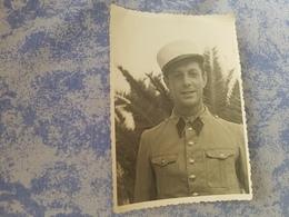 Photo Originale  Soldat Militaire 2 Regiment Un Bon Souvenir D'Afrique 1941 - Krieg, Militär