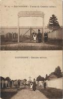 DANNEMARIE Cimetière Militaire - Dannemarie