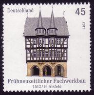 2861 Alsfeld GERADE Nr. ** - [7] Federal Republic