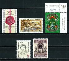 Austria Nº 1981/... (año 1995) Nuevo - 1945-.... 2ª República