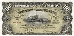 PARAGUAY P. 159 100 P 1907 UNC - Paraguay