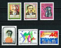 Austria Nº 1965/... (año 1994-1995) Nuevo - 1945-.... 2ª República
