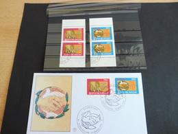 Vatikan, Mi. Nr. 1141-42 **/o, Plus FDC - Unused Stamps