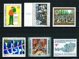 Austria Nº 1923/... (año 1993-1994) Nuevo - 1945-.... 2ª República