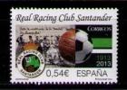 ESPAÑA 2014 - REAL RACING DE SANTANDER - EDIFIL Nº 4854 - 1931-Oggi: 2. Rep. - ... Juan Carlos I