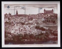 ESPAÑA 2014 - TOLEDO - PATRIMONIO DE LA HUMANIDAD - BLOCK - EDIFIL Nº 4891 - 1931-Oggi: 2. Rep. - ... Juan Carlos I