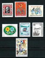 Austria Nº 1868/... (año 1991-1992) Nuevo - 1945-.... 2ª República