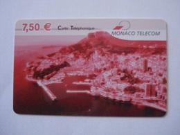 Carte Prépayée Monaco Telecom ( Utilisée ). - Prepaid-Telefonkarten: Andere