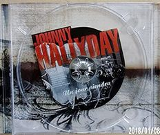 Hallyday : Un Jour Viendra ~ Transparent Edition Limitée - Rock