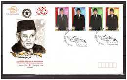 Indonesia 1998 FDC President - Indonesia