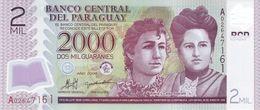PARAGUAY P. 228a 2000 G 2008 UNC - Paraguay