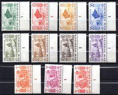 Col17  Colonie Nouvelles Hebrides N° 155 à 165  Neuf XX MNH  Cote 84,00€ - English Legend