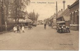 55 Calmpthout Kalmthout. Dorpzicht  Uitg Hoelen 10359 - Kalmthout