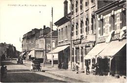 FR54 PIENNES - Rue De VERDUN - Animée -belle - Sonstige Gemeinden