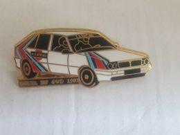 PINS LANCIA DELTA 1987 ARTHUS BERTRAND - Rallye