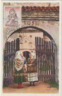 Carte-Maximum TCHECOSLOVAQUIE N°Yvert 882 (COSTUME REGIONAL) Obl Sp Ill 1957 - FDC