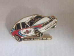 PINS LANCIA DELTA INTEGRALE 1991 ARTHUS BERTRAND - Rallye