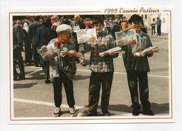 - CPM DOLE (39) - Fête Du Centenaire De La Mort De Louis Pasteur - Pentecôte 1995 - - Dole