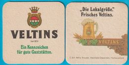 Brauerei C. & A. Veltins Meschede ( Bd 3535 ) - Sotto-boccale