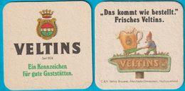 Brauerei C. & A. Veltins Meschede ( Bd 3537 ) - Sotto-boccale