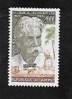 TIMBRE NEUF DU DAHOMEY DE 1975 N° MICHEL 632 - Benin – Dahomey (1960-...)