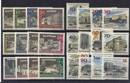 BERLIN  **196/207-230/41 Nuevo Cat.13€ - Nuevos