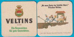 Brauerei C. & A. Veltins Meschede ( Bd 3539 ) - Sotto-boccale
