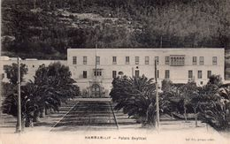 CPA Hammam-Lif, Palais Beylical - Tunisia