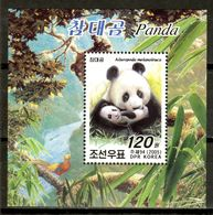 Korea 2005 Corea / Panda Bear Mammals MNH Mamiferos Oso Panda Säugetiere / Cu17010  18-46 - Orsi