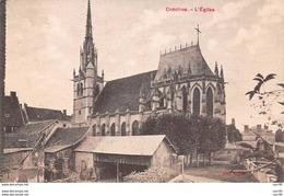 27.n°58999.conches.l'église - Conches-en-Ouche