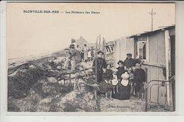 14  -  BLONVILLE  -   Les  Pêcheurs Des Dunes - Francia